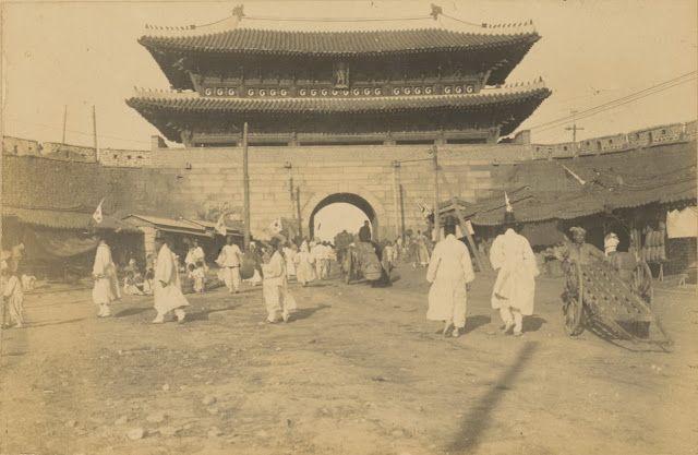 Namdaemun(Early 1900s) - 남대문(1900년대 초)