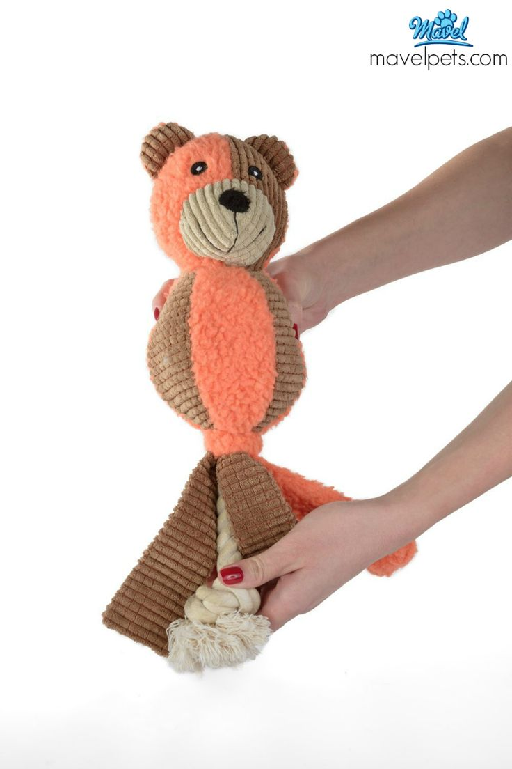 *** Only for $1.00 (95% OFF)** Toy For Dogs -Orange- (ACTUAL PRICE $11.95) ***