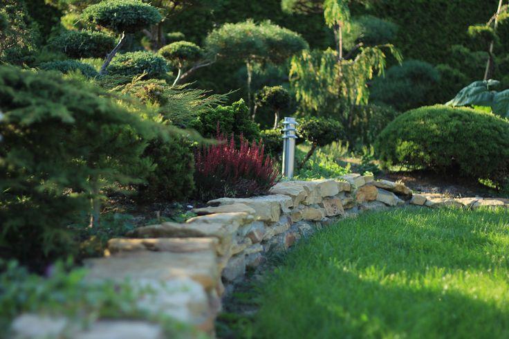 Bonsai ogród
