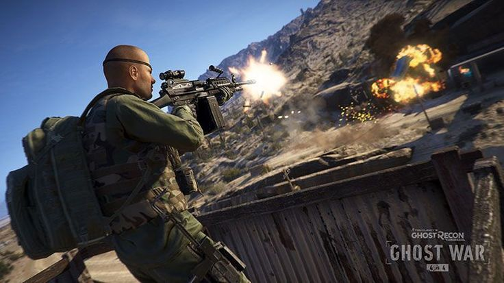GhostRecon Wildlands: Ghost War open beta pre-load starts today, watch the PvP reveal here