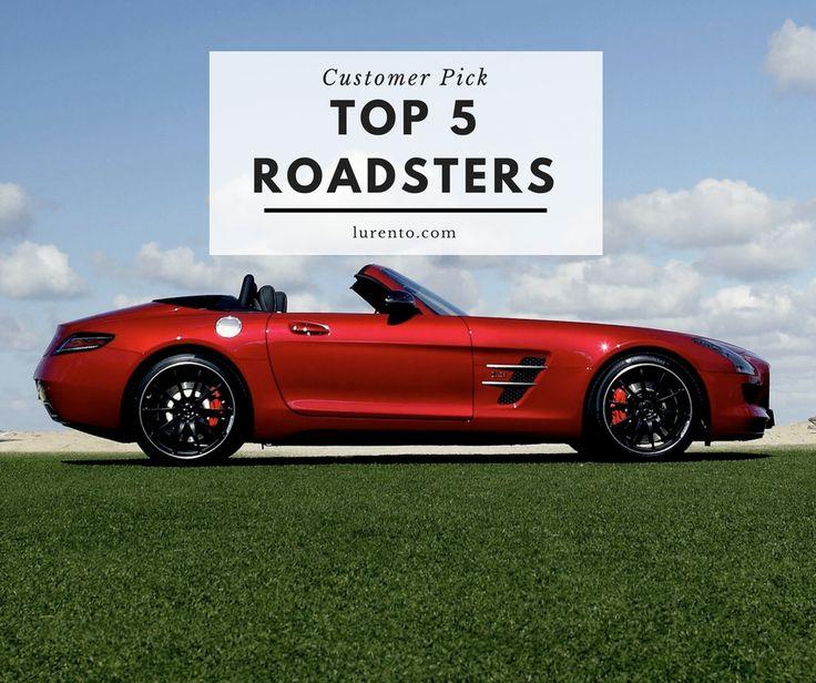 Top 5 roadsters to rent | #supercar #sportscar #cars #auto #automotive #ferrari #porsche #audi #maserati #bentley