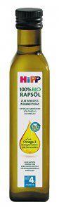 Hipp Bio Olej Rzepakowy dla niemowląt 4m 250ml - Pozostałe - Żywność dla dzieci - DLA DZIECI