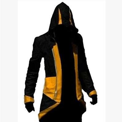 Assassins creed 3 Men's/women's Jacket