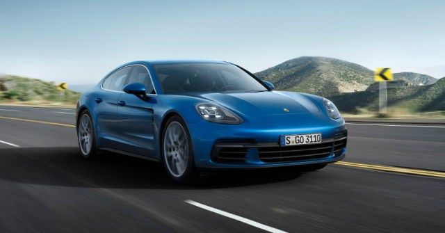 Impressive Upgrades for the Four Door Porsche