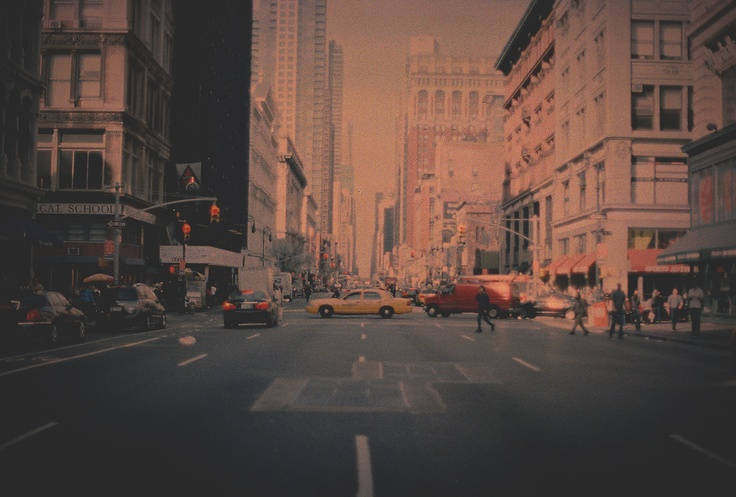 Photo Simon Gaviria - Minolta XD11 #nyc #newyork #street