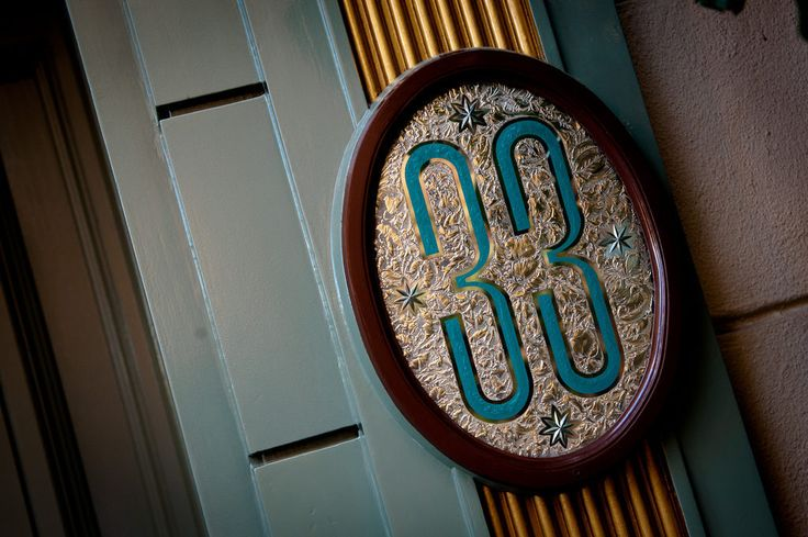 Disneyland Club 33.  My favorite place to dine at the park.