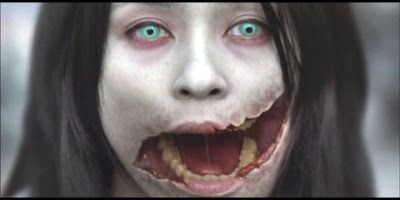 Kuchisake-onna is a creepy japanese urban legend. This woman will ask you if she's pretty, then stab you to death unless you...