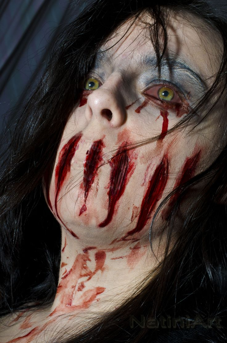 62 Best Images About Special Effects Makeup On Pinterest  Makeup, Gustavo  Fring And Zombie Halloween Makeup