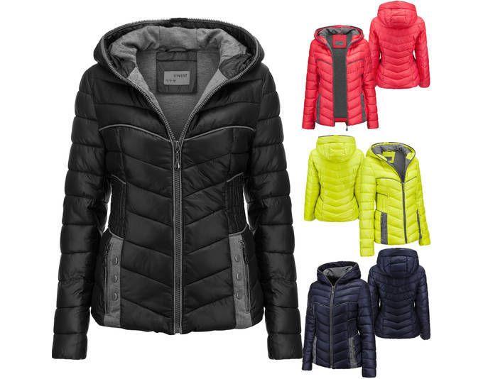 Damen Winter Stepp Jacke Übergangsjacke Herbst Kurz mit Kapuze ,Größe: S, Farbe: Neon Gelb Jetzt bestellen unter: https://mode.ladendirekt.de/damen/bekleidung/jacken/daunenjacken-und-steppjacken/?uid=54a432ae-5e12-5376-b225-c05fd495a1ed&utm_source=pinterest&utm_medium=pin&utm_campaign=boards #steppjacken #daunenjacken #bekleidung #jacken