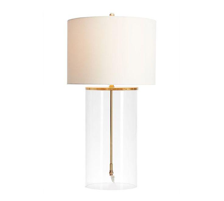 Aria Glass Table Lamp Table Lamp Glass Table Lamp Lamp