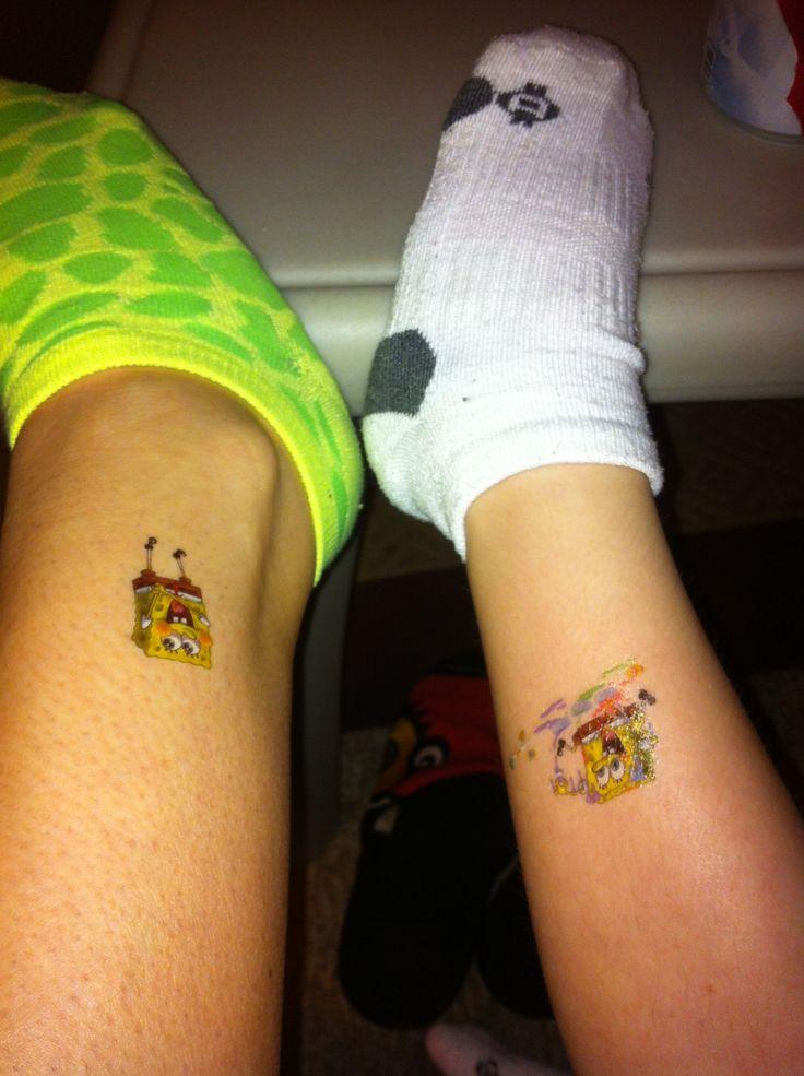 I got a tat with my son... 2 cute
