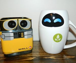 Best 25 wall e ideas on pinterest walle and eva wall e movie and wall e eve - Walle and eve mugs ...