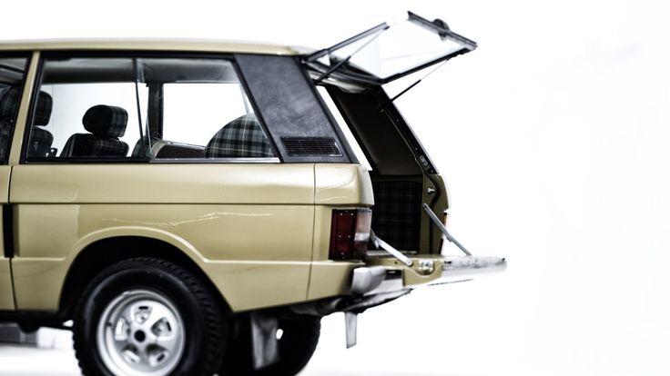 1974 Land Rover Range Rover 'Classic' - V8   Classic Driver Market