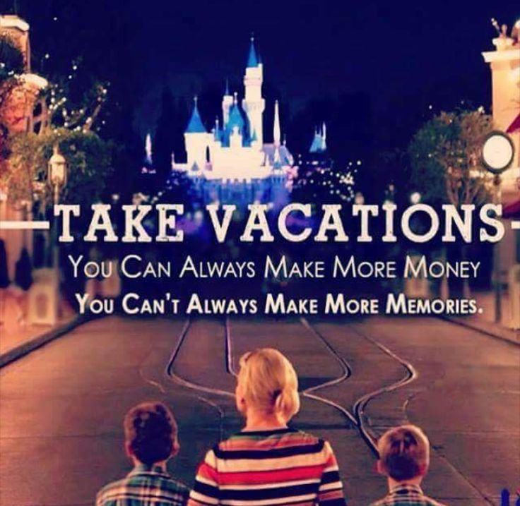 This our family philosophy on making memories ❤