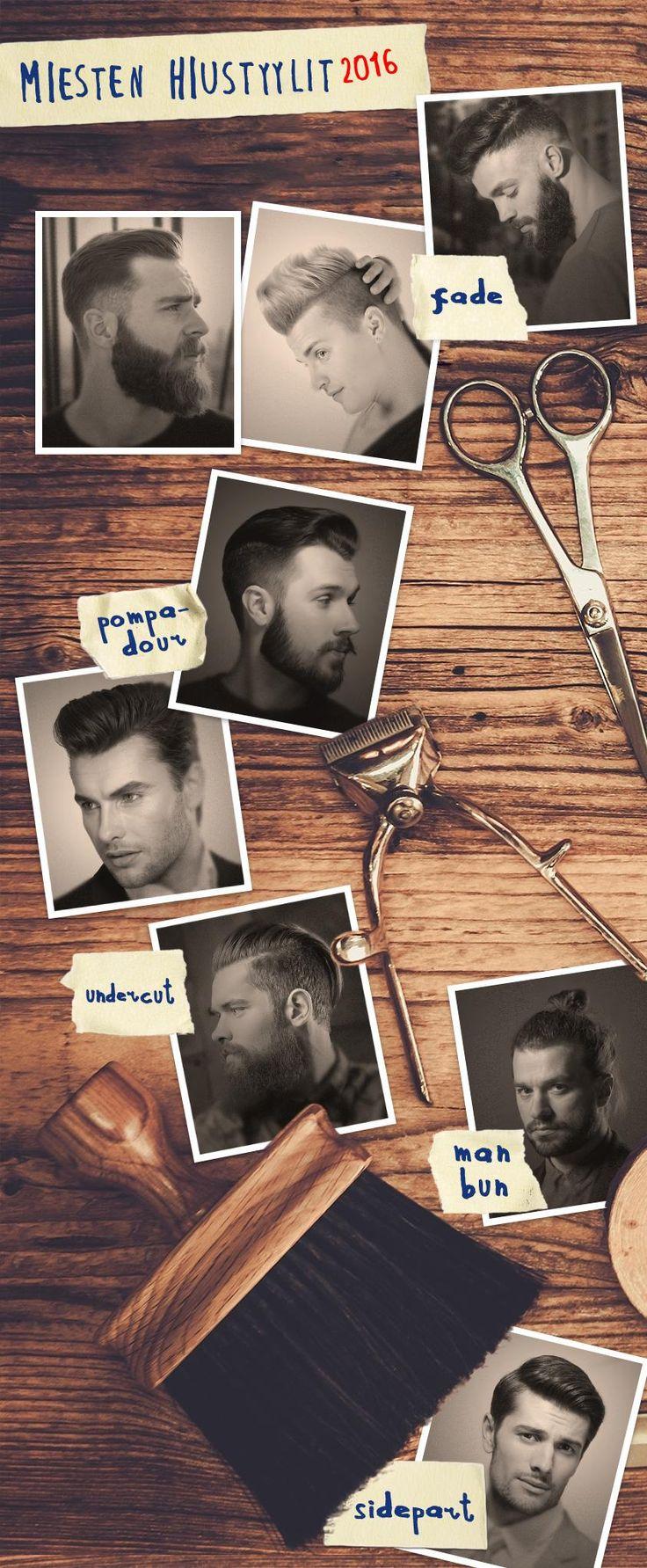 TOP 5: Trendikkäimmät hiustyylit miehille – nämä lookit ovat nyt kuumaa kamaa |  TOP 5: The trendiest hair styles for men - these are now hot .stuff! http://www.mtv.fi/teemasivut/kauneusvinkit/hiukset/artikkeli/top-5-trendikkaimmat-hiustyylit-miehille-nama-lookit-ovat-nyt-kuumaa-kamaa/5757654