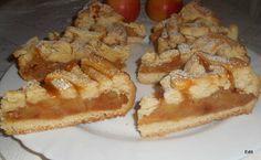 Mézes-fahéjas almatorta