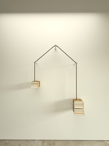Read/Unread bookshelf