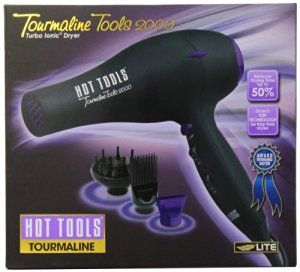 Tourmaline Tools Lite 1043 by Hot Tools Professional 1875 Watt Tourmaline Ionic Professional Hair Dryer - http://womensfragrancesperfumes.com/beauty/hair-care/styling-products/tourmaline-tools-lite-1043-by-hot-tools-professional-1875-watt-tourmaline-ionic-professional-hair-dryer-com/