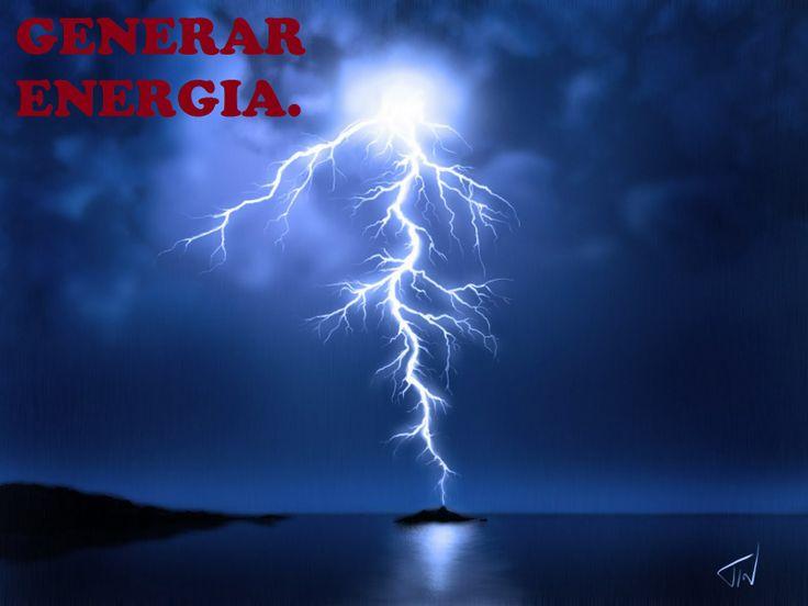 GENERAR ENERGIA.