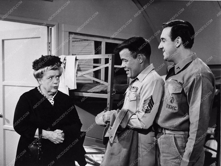 photo Frances Bavier Frank Sutton Jim Nabors TV show Gomer Pyle 3052-01