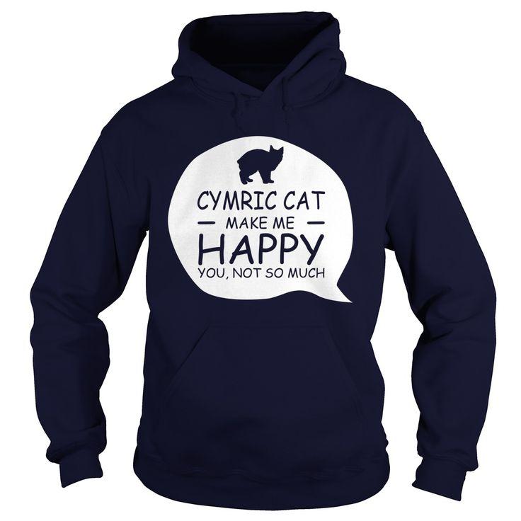 Cymric cat make me happy