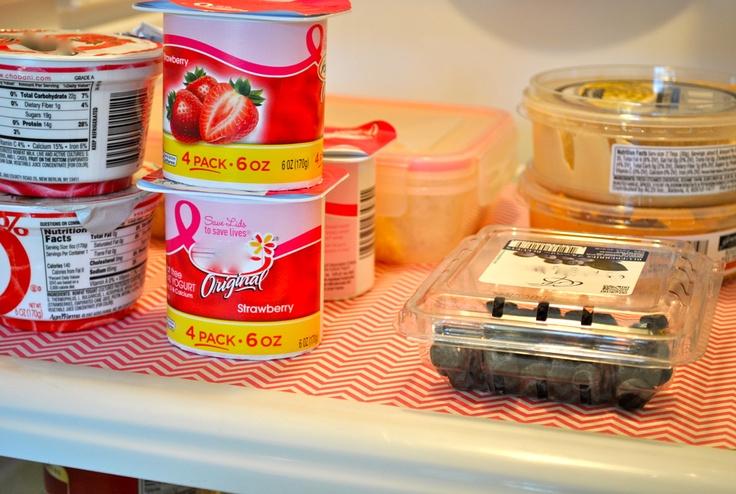 Fridge Coasters are so fun in the fridge!