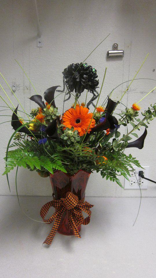 29 best Fall Flower Arrangements images on Pinterest | Floral ...