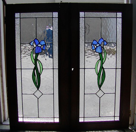 Stained Glass Kitchen Cabinet Doors Patterns: 44 Best Cabinet Doors Images On Pinterest