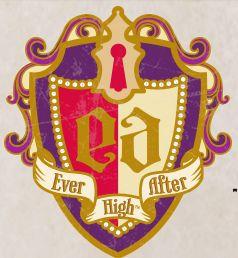 Ever After High Crest