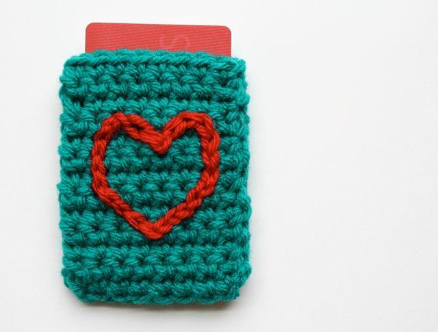 one sheepish girl: tutorial gift card holders ♡ Teresa Restegui http ...