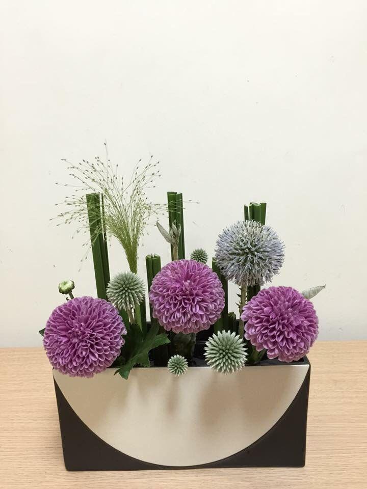 Florist inspiration modern renaissance flower arrangements - 131 Best Images About Ikebana On Pinterest Inside Garden