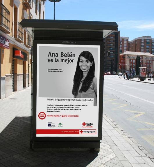 Campaña de Publicidad Cruz Roja.