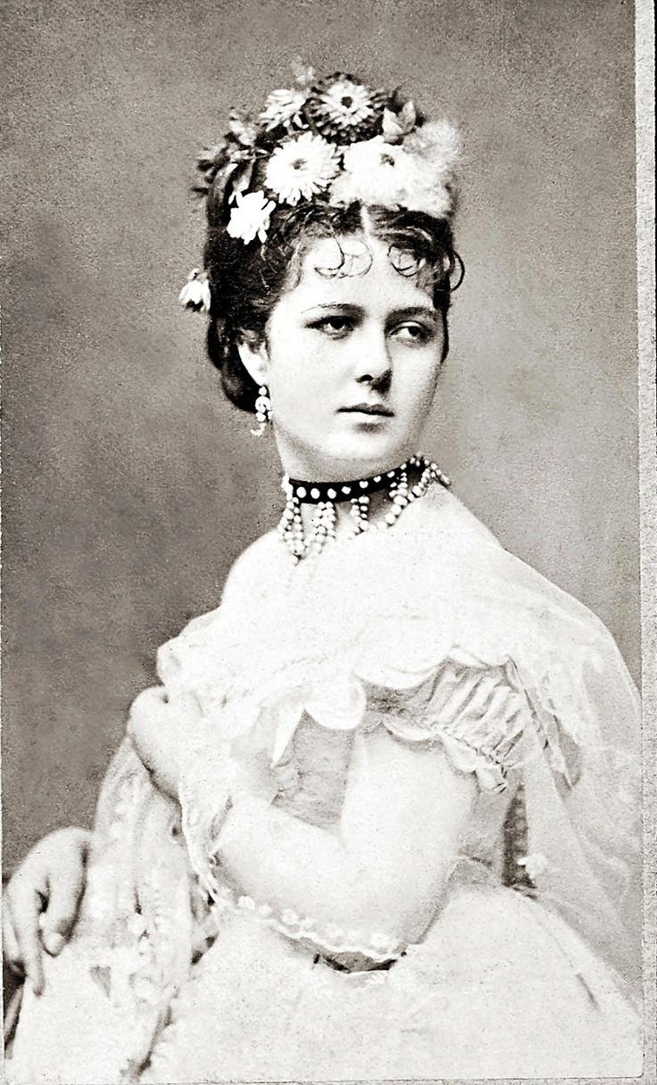 Blaha Lujza (1871) - Johann Baptist Hirschfeld Tündérlak Magyarhonban című vígjátékában