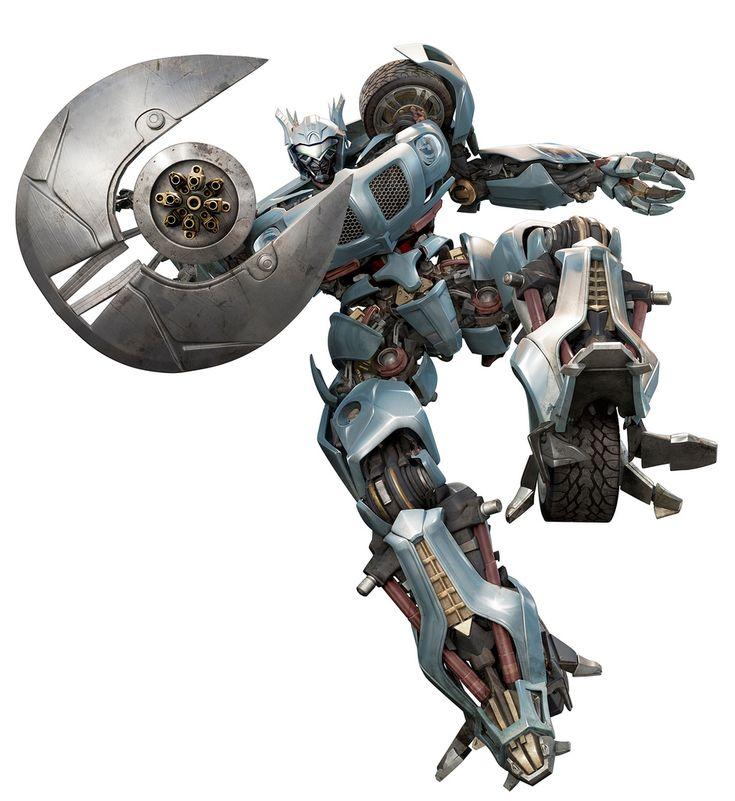 #Autobot Jazz #Tranformers #1 / A Jazz le gusta la música y es el autobot más pequeños del grupo.