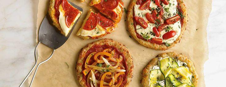 Pizza's ongezond? Onzin! Hier 5x gezonde pizza recepten met verse, gezonde ingrediënten en zonder kunstmatige toevoegingen.