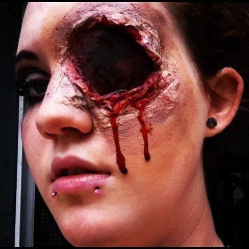 53 best Best Halloween Make up images on Pinterest | Halloween ...