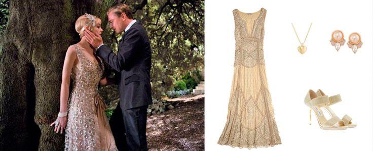 """5 Vestidos de noche que nos encantan de """"El gran Gatsby"""""""
