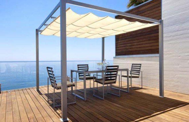 157 best ambiances jardin terrasse balcons images on. Black Bedroom Furniture Sets. Home Design Ideas