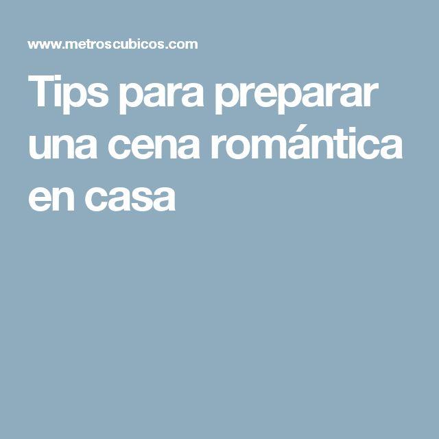 Las 25 mejores ideas sobre cena romantica en casa en - Noche romantica en casa ideas ...