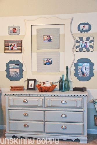 Recreating Pottery Barn Style Without Buying A Thing From Pottery Barn: My Rustic Home Office Reveal.