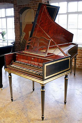 Harpsichord music for wedding