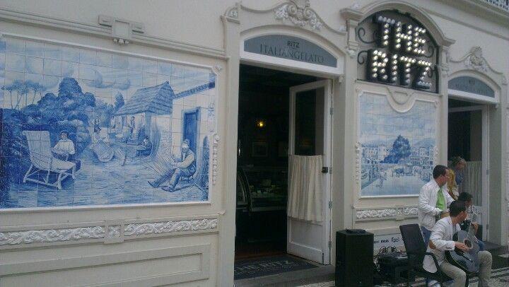 The Ritz, Funchal Madeira