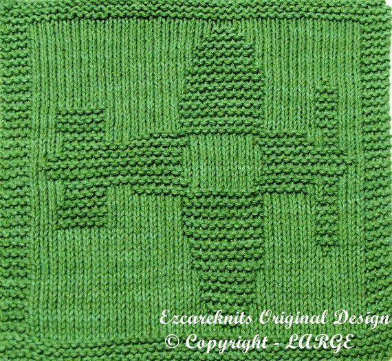 Knitting Cloth Pattern  THE PLANE  Instant Download by ezcareknits, $3.00