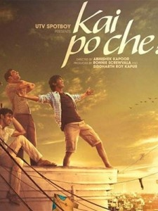 Kai Po Che! is as good as 3 Idiots, says Chetan Bhagat | Picspoon  Kai Po Che! is an Indian movie directed by Abhishek Kapoor sourced from Chetan Bhagat's novel The 3 Mistakes of My Life. Its about three youngsters and their dreams. Beautiful story, colorfully shot giving you glimpses of a vibrant India you have not yet seen.