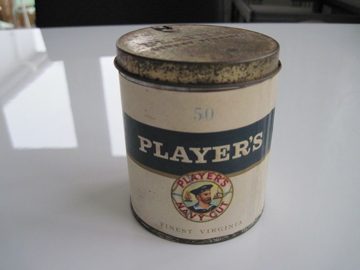 New eBay listing – 50 Players Navy Cut cigarettes (Unopened) c.1940/50