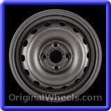 Chevrolet Aveo 2011 Wheels & Rims Hollander #6586 #Chevrolet #Aveo #ChevroletAveo #2011 #Wheels #Rims #Stock #Factory #Original #OEM #OE #Steel #Alloy #Used
