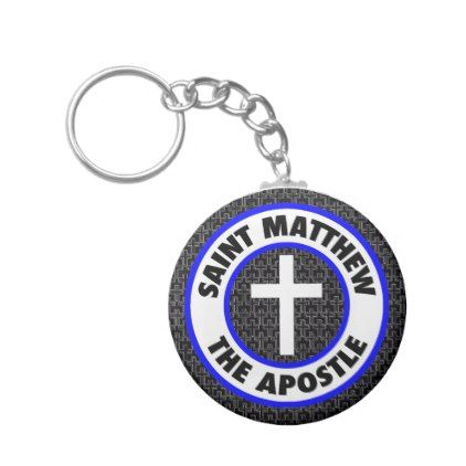 Saint Matthew the Apostle Keychain - diy cyo customize create your own #personalize