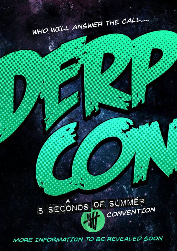 Who else wishes that they could go to Derpcon but can't and is currently complaining to their parents.