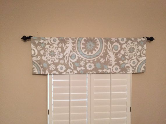 Hey, I found this really awesome Etsy listing at https://www.etsy.com/listing/220478451/modern-valance-custom-valance-designer
