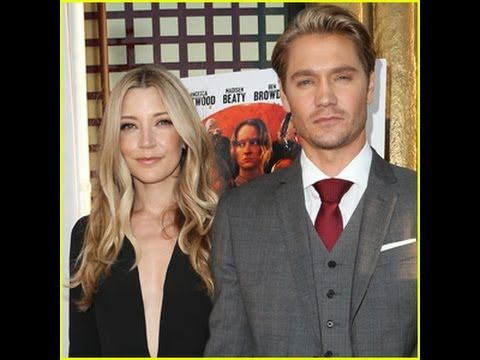 Chad Michael Murray & Sarah Roemer Reveal Their Baby's Gender